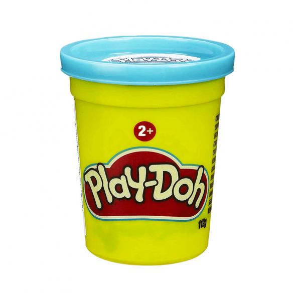 PLAY-DOH TEKLİ HAMUR MAVİ B6756