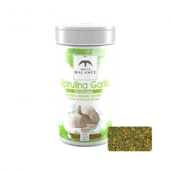 White Balance Spirulina Garlic 100 ml