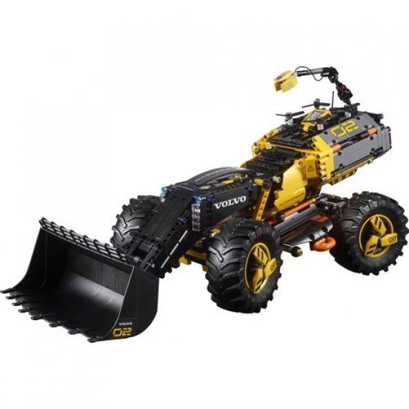 LMT42081TECH-Volvo Zeux Yükleyici /Technic 10-16 yaş LEGO 1167 pc