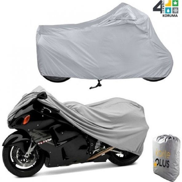 Kawasaki Ninja 300 Abs  Motosiklet Örtü Branda KalitePlus