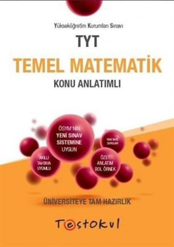 TYT Temel Matematik Konu Anlatımlı Test Okul Yayınları