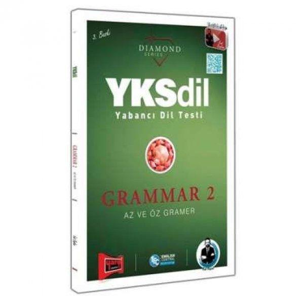 Yargı YKSDİL Yabancı Dil Testi Grammar 2 Az ve Öz Gramer