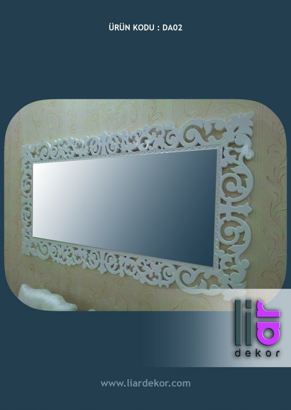 Liar Dekoratif Ayna - DA-01