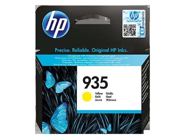 HP 935 Sarı Orijinal Mürekkep Kartuşu (C2P22AE)