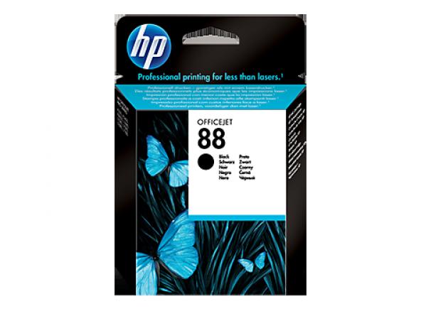 HP 88 Siyah Orijinal Mürekkep Kartuşu (C9385AE)