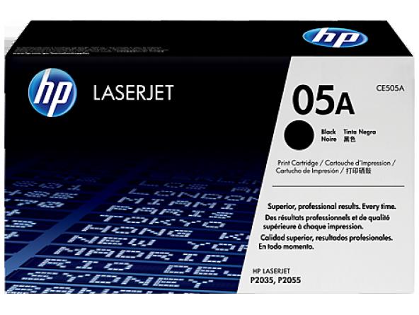HP 05A Siyah Orijinal LaserJet Toner Kartuşu (CE505A)