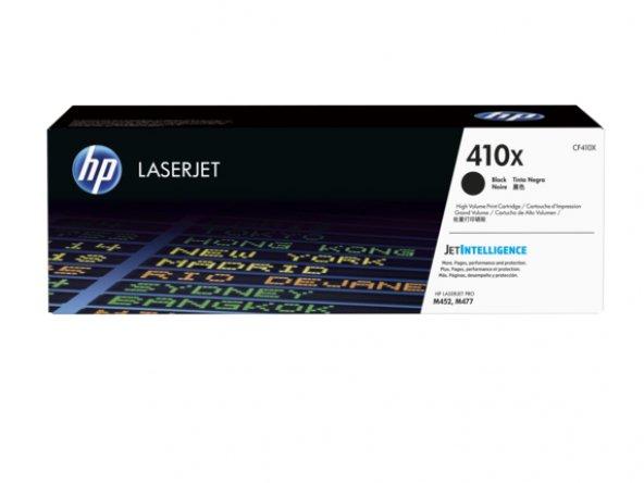 HP 410X Contract High Yield Black Original LaserJet Toner Cartrid