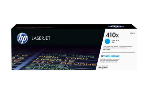 HP 410X Contract High Yield Cyan Original LaserJet Toner Cartridg