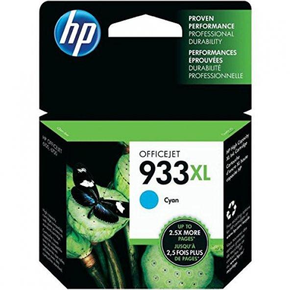 HP 933XL Ink Cartridge in Retail Packaging (1 Cyan)