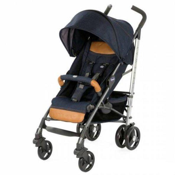 Chicco Liteway Top 3 Bebek Arabası Special Edition Denim