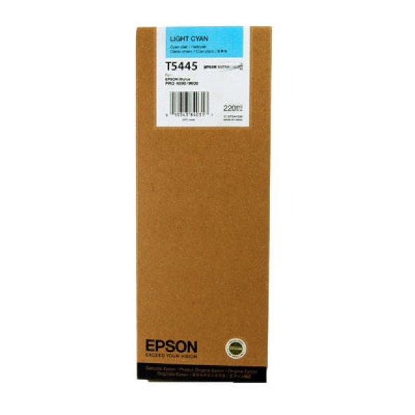EPSON Orjinal UltraChrome Light-Cyan (220ml). C13T544500