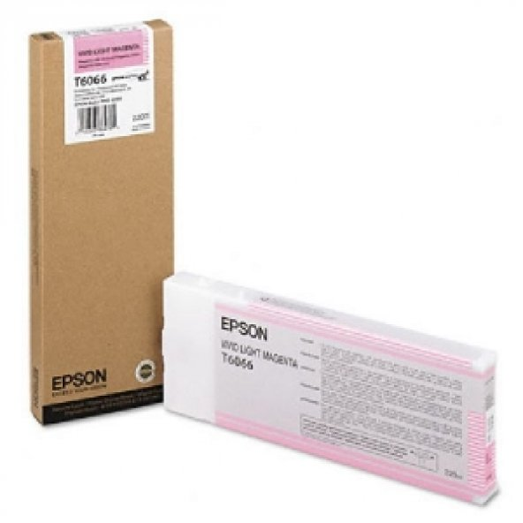 Epson T6063-C13T606300 Kırmızı Orjinal Kartuş