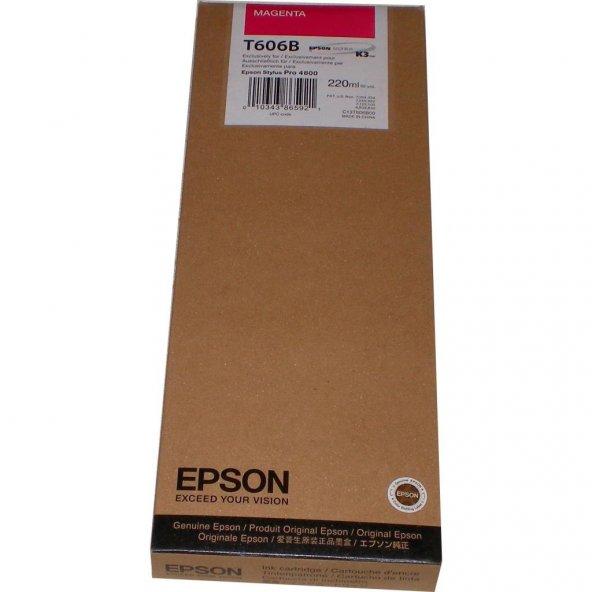 EPSON UltraChrome K3 Magenta (220ml) C13T606B00