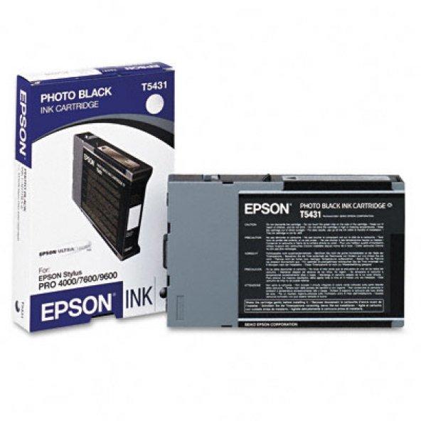 EPSON Ultra Chrome Photo-Black (110ml) C13T543100