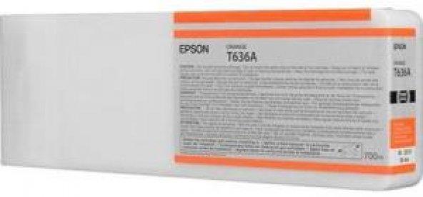 EPSON UltraChrome HDR Orange (700ml). C13T636A00