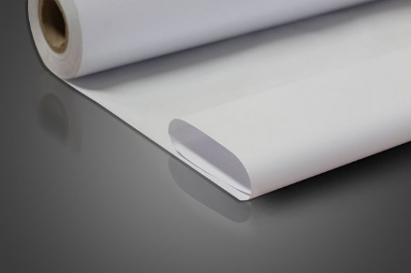 91,4 cm x30 metre mat pp yapışkanlı folyo 150 micron water proof