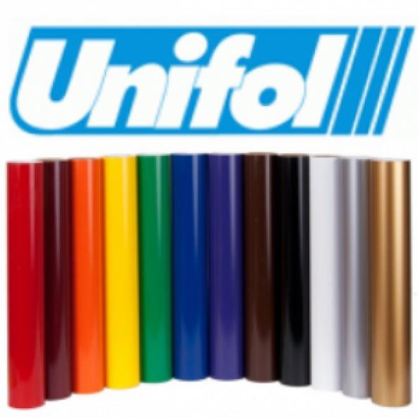 Unifol 3725 Sarı Mat Folyo 122x50