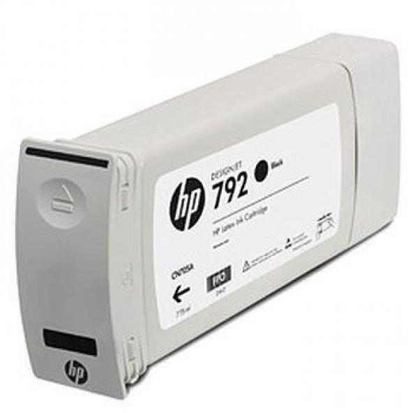 HP 792 Muadil CN705A Siyah(Black) Lateks Kartuş - HP L26500 Kartu