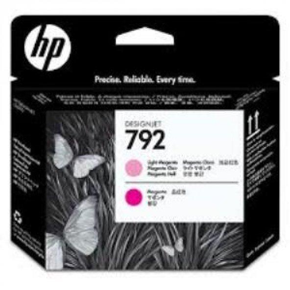 HP 792 Orjinal Magenta and Light Mag.Baskı Kafası CN704A