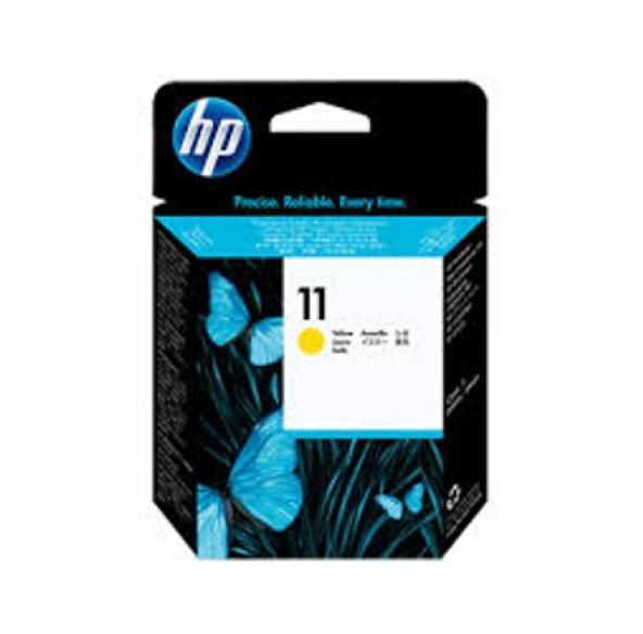 HP 11 Yellow SARI Baskı Kafası C4813A (ESKİ TARİH)