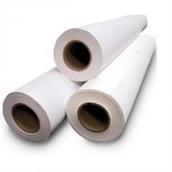 Plotter Kağıdı 45x50 metre a2 rulo kagıt