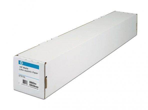 HP Matte Litho Realistic Paper 270gsm 36x 30.5m (Q7973A)
