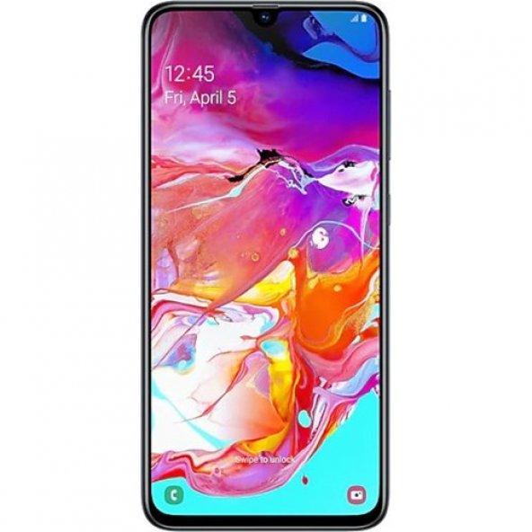 Samsung Galaxy A70 128GB Siyah (Samsung Türkiye Garantili)