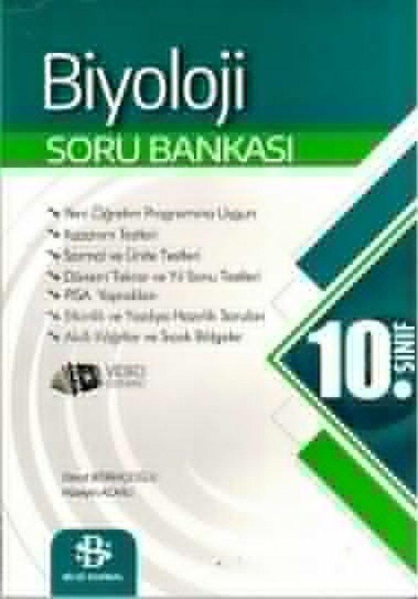 Bilgi Sarmal Yayınları 10. Sınıf Biyoloji Soru Bankası