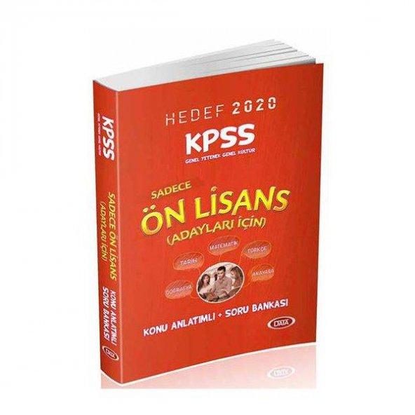 2020 KPSS Ön Lisans Adaylar İçin Konu Anlatımlı Soru Bankası