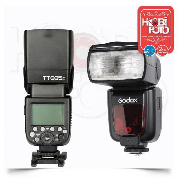 Godox TT685S TTL Tepe Flaşı (Sony Uyumlu)