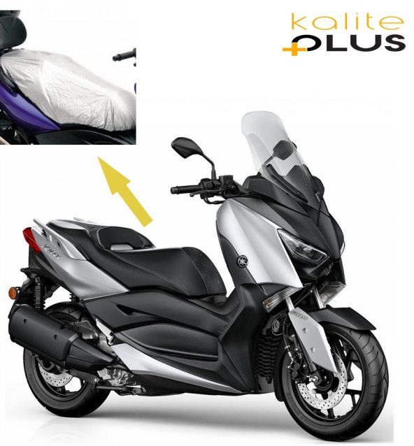 Asya Royal 150 Motosiklet Örtü Branda KalitePlus