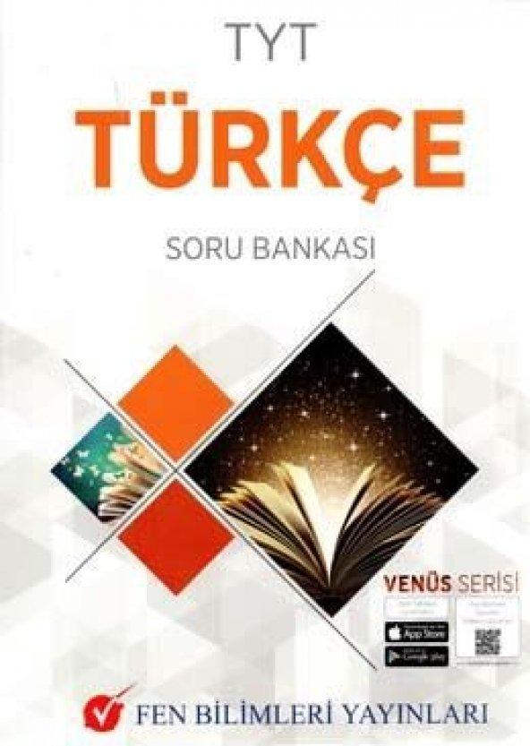 Fen Bilimleri Yayınları TYT Türkçe Soru Bankası Venüs Serisi