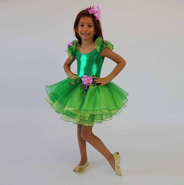 Tinker Bell Kostümü - Orman Perisi Kostümü - Tameris Kostüm