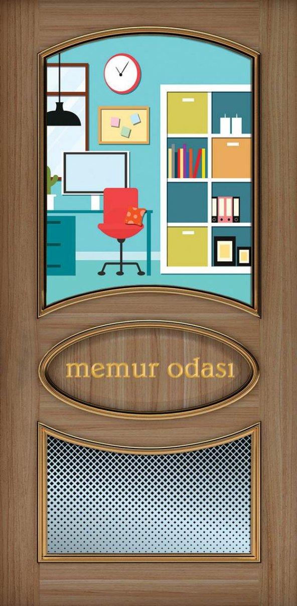 MEMUR ODASI KAPI GİYDİRME-125