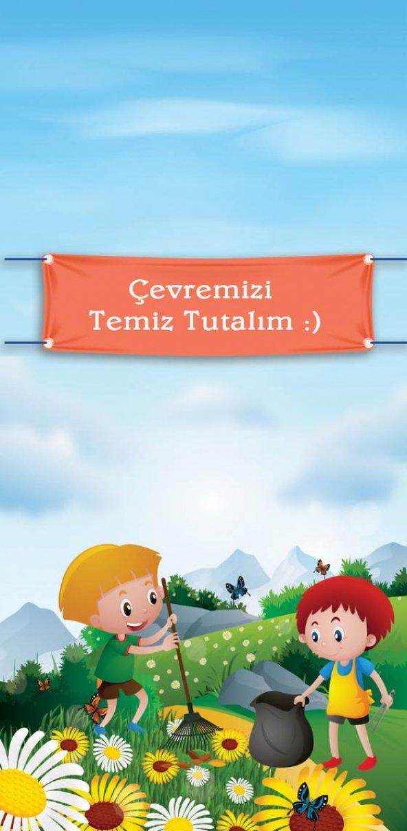 ÇEVRE TEMİZLİĞİ KAPI GİYDİRME-121