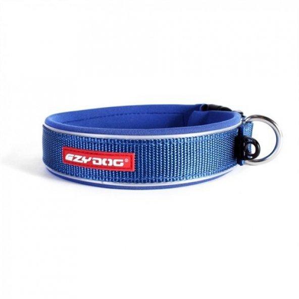 Ezydog Neo Classic Mavi Boyun Tasması Xs