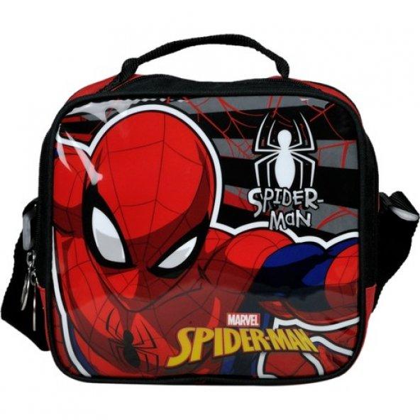 Spiderman Beslenme Çantası Orjinal Lisanslı