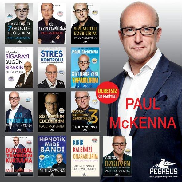 Paul McKenna Kitapları Özel Takım Set (13 Kitap)