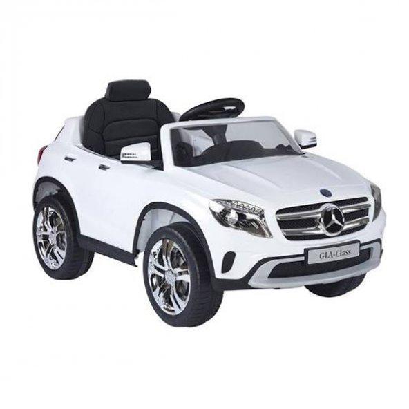 Oyuncak Akülü Mercedes Gla Jeep Beyaz