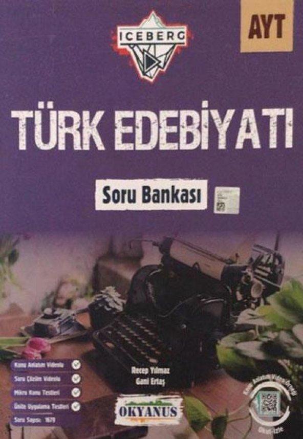 Ayt Iceberg Türk Edebiyatı Soru Bankası Okyanus Yayınları