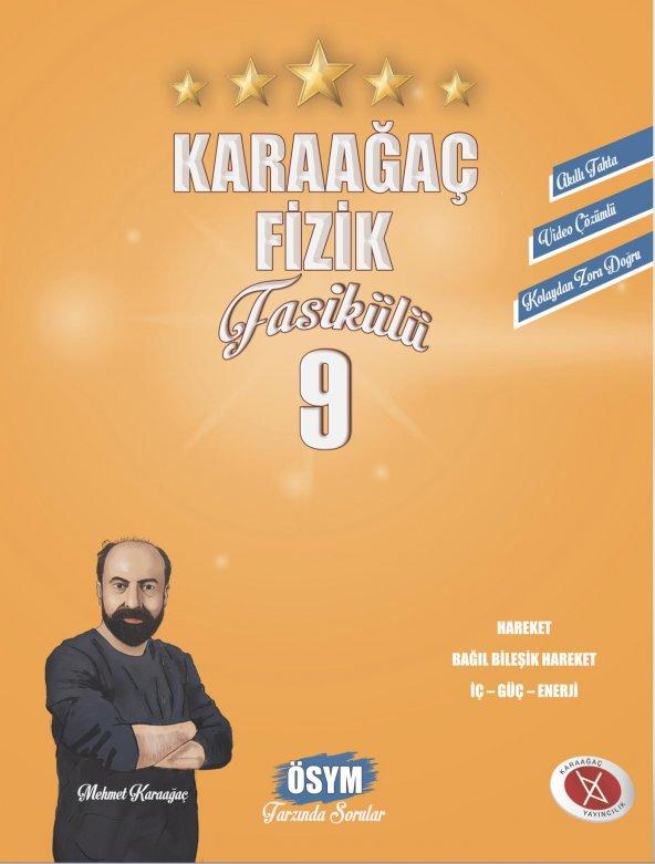 Karaağaç Fizik Fasikülleri-9 Video Çözümlü Karaağaç Yayınları