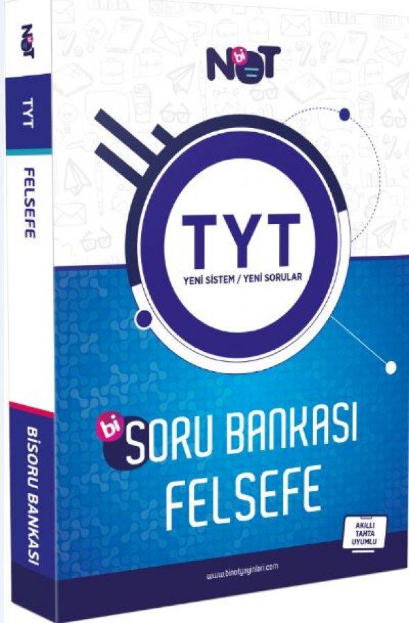 BİNOT TYT FELSEFE BİSORU BANKASI