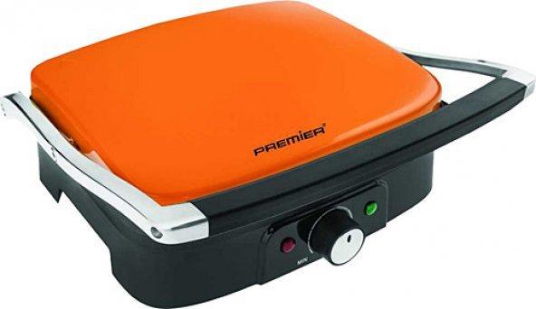 Premier PTM 6336 2000 W Tost Makinesi