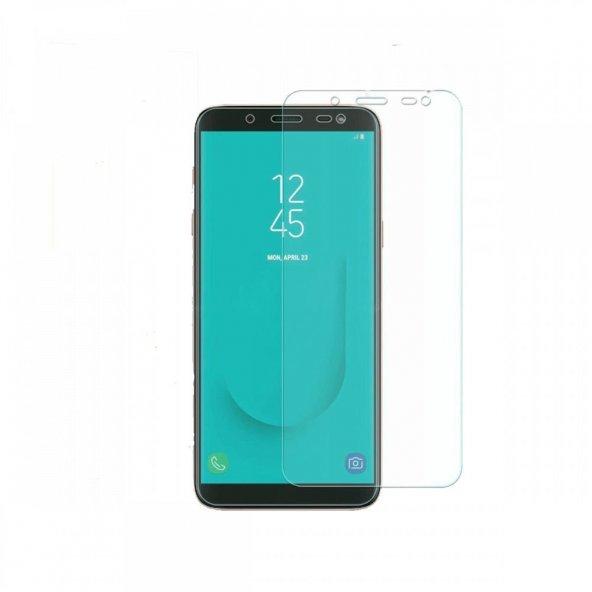 Soultech Samsung J6 Platinum Cam Ekran Koruyucu - EK622