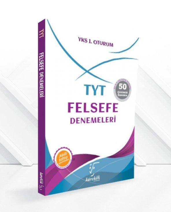 Karekök Yayınları TYT Felsefe Denemeleri 1. Oturum