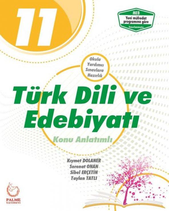 Palme 11. Sınıf Türk Dili ve Edebiyatı Konu Anlatım