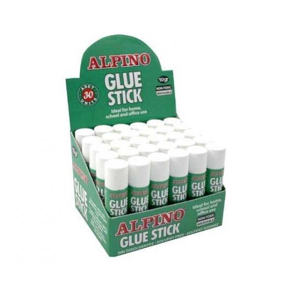 Alpino Glue Stick Yapıştırıcı 10 Gr. 30 'lu (1 Paket )