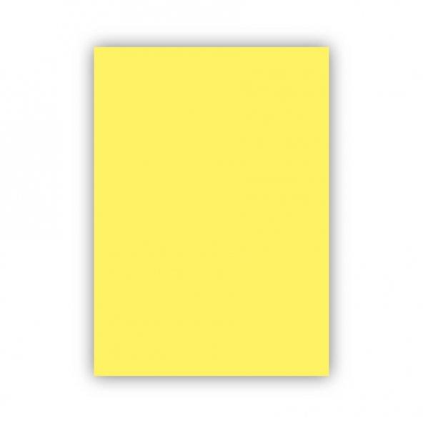 Bigpoint Fon Kartonu 50x70cm 120 Gram Sarı