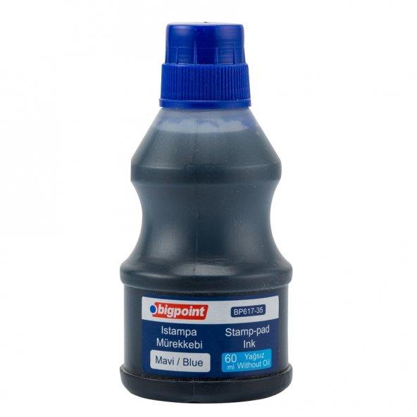 Bigpoint Istampa Mürekkebi 60 ml Mavi