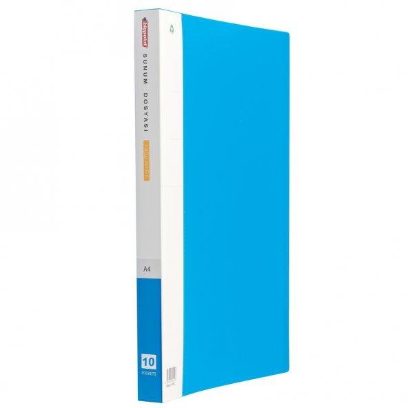 Bigpoint Lolly Serisi Sunum Dosyası 10lu Mavi